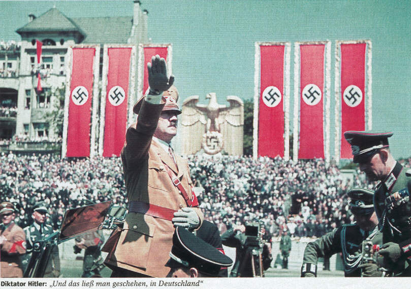 an analysis of nazism in germany Support for the nazi party had grown  by 1928 nazism appeared to be a dying cause now that germany's outlook was suddenly bright, the nazi party.